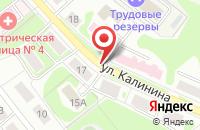 Схема проезда до компании Стройснабгрупп в Наро-Фоминске