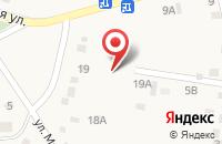 Схема проезда до компании Сибирский межрегиональный учебный центр в Ближней Игуменке