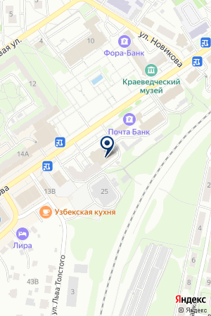 АУДИТОРСКАЯ ФИРМА АУДИТ С И К на карте Наро-Фоминска