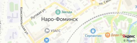 Московская область,г. Наро-Фоминск, Зеленый переулок,д.7