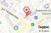 Схема проезда до компании Ивапресс в Наро-Фоминске