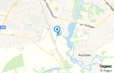 Местоположение на карте пункта техосмотра по адресу Московская обл, г Клин, ул 50 лет Октября, влд 18, пом 209
