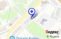 Схема проезда до компании СУПЕРМАРКЕТ КОНТИНЕНТ-1 в Клине