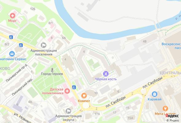 продажа квартир Воскресенский
