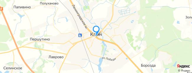 город Клин