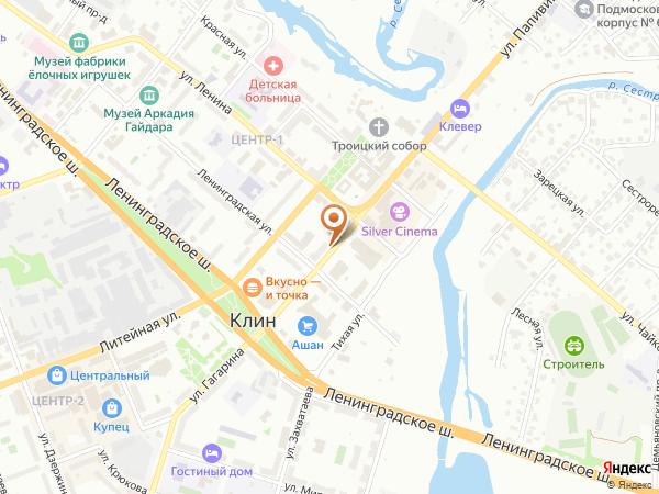 Остановка Элегант (Московская область)
