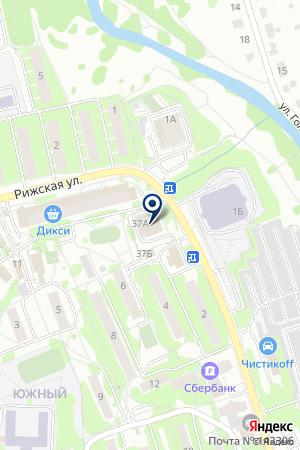 АТЕЛЬЕ ПО ПОШИВУ И РЕМОНТУ ОДЕЖДЫ МОДА на карте Наро-Фоминска