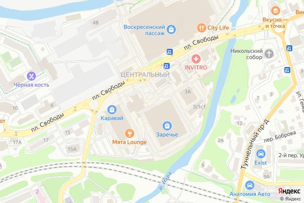 Ремонт телевизоров Город Наро Фоминск на яндекс карте