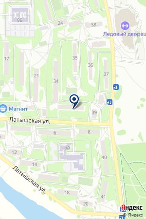 АПТЕКА № 476 на карте Наро-Фоминска