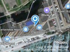 Московская область, город Наро-Фоминск, Наро-Фоминский район, улица Войкова, д. 3