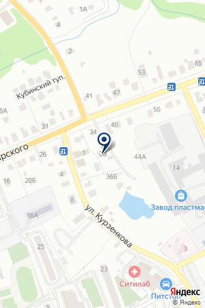 МАГАЗИН АВТОЗАПЧАСТЕЙ ФОРМАЛЬНОВА Л.С. на карте Наро-Фоминска