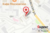 Схема проезда до компании Завод Пластбау в Наро-Фоминске