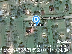 Клинский район, деревня Титково