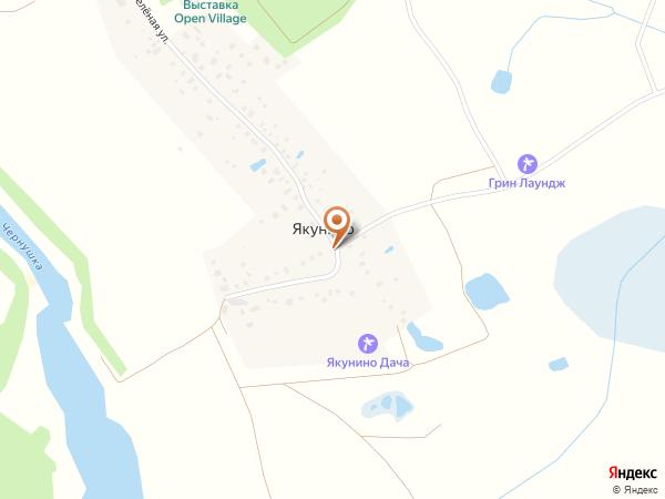 Остановка Якунино (Московская область)