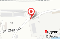 Схема проезда до компании Смм в Наро-Фоминске