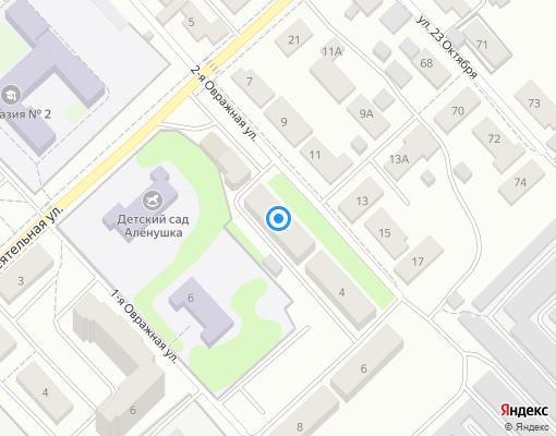 Жилищно-строительный кооператив «НАДЕЖДА» на карте Клина