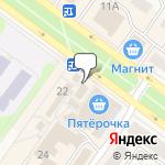 Магазин салютов Конаково- расположение пункта самовывоза