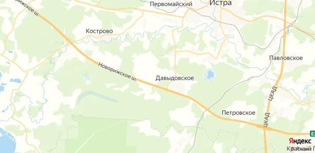 Котово на карте