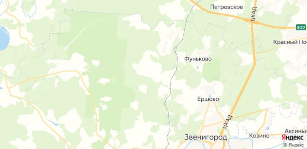 Ивашково на карте