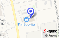 Схема проезда до компании САЛОН МЕБЕЛИ в Твери