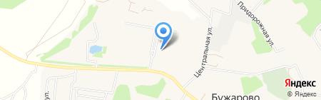 Дом культуры на карте Бужарово