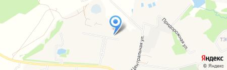 Бужаровская амбулатория на карте Бужарово
