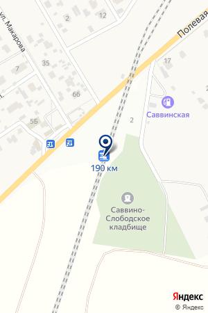 ГУ МО СПЕЦИАЛЬНЫЙ ЦЕНТР ЗВЕНИГОРОД на карте Звенигорода