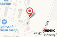 Схема проезда до компании Мои документы в Первомайском