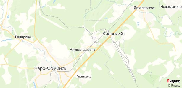 Пожитково на карте