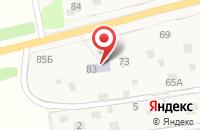 Схема проезда до компании Часцовская средняя общеобразовательная школа в Гари-Покровском