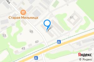 Двухкомнатная квартира в Истре ул. Панфилова, 57