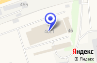 Схема проезда до компании ИСТРИНСКОЕ АТП в Истре