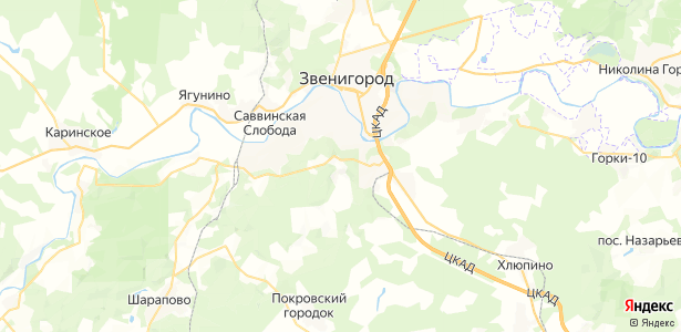 Подсобного Хозяйства МК КПСС на карте