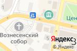 Схема проезда до компании Магазин фастфудной продукции в Звенигороде
