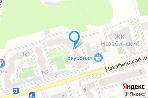 Сдается однокомнатная квартира в Звенигороде Одинцовский г.о., Нахабинское ш., 1к3