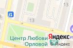 Схема проезда до компании Центральный в Звенигороде