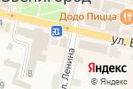 Схема проезда до компании Золотая Корона в Звенигороде