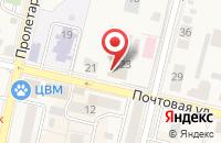 Схема проезда до компании Редакция Газеты «Звенигородские Ведомости» в Краснознаменске