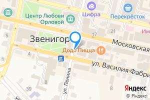 Однокомнатная квартира в Звенигороде Одинцовский г.о.