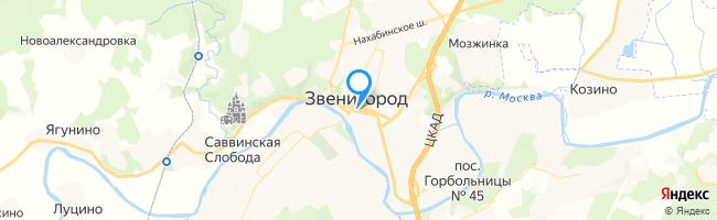 город Звенигород