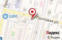 Схема проезда до компании Многофункциональный центр предоставления государственных и муниципальных услуг в Звенигороде