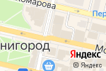 Схема проезда до компании Банкомат, МИнБанк, ПАО в Звенигороде