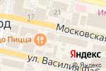 Схема проезда до компании Лютик в Звенигороде