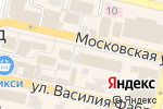 Схема проезда до компании Платежный терминал, Московский кредитный банк, ПАО в Звенигороде
