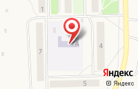 Схема проезда до компании Детский сад №61 в Ершово