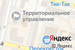 Схема проезда до компании Звенигородская ковка в Звенигороде