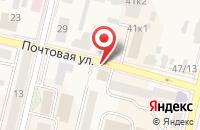 Схема проезда до компании ФЛОРИДИУМ.РУ в Звенигороде