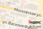 Схема проезда до компании ИНЖЕНЕРНЫЙ ЦЕНТР в Звенигороде