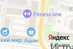 Схема проезда до компании Qiwi в Истре
