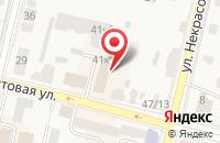 Схема проезда до компании Веселая Затея в Звенигороде